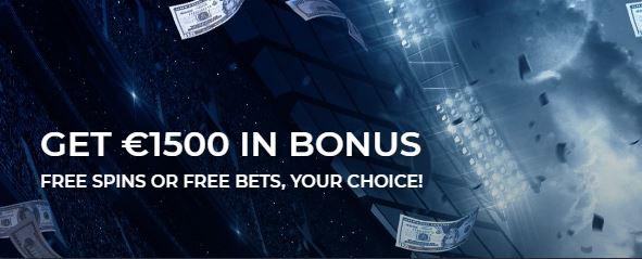 bonus benvenuto bettilt casino