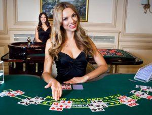 casino con live dealer