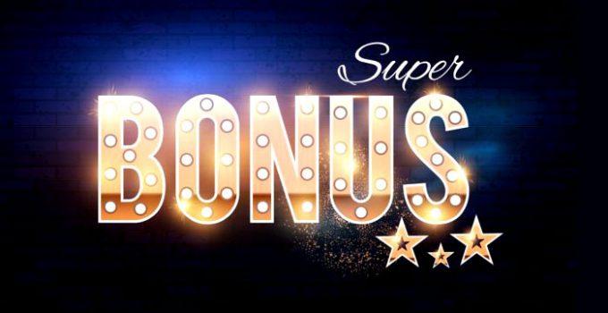 bonus di benvenuto maggiori di 1.000 euro