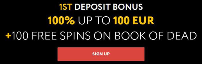 betsedge casino bonus benvenuto