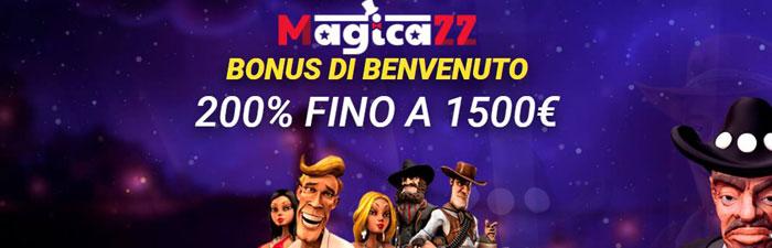 magicazz bonus casino